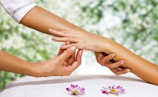 skin rejuvenation of the hands tools